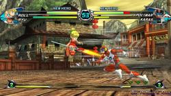Tatsunoko vs. Capcom: Ultimate All-Stars - screenshot 2
