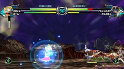 Tatsunoko vs. Capcom: Ultimate All-Stars - screenshot 3