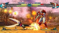 Tatsunoko vs. Capcom: Ultimate All-Stars - screenshot 12