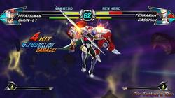 Tatsunoko vs. Capcom: Ultimate All-Stars - screenshot 13