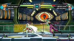 Tatsunoko vs. Capcom: Ultimate All-Stars - screenshot 17