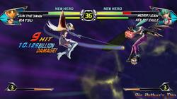Tatsunoko vs. Capcom: Ultimate All-Stars - screenshot 19