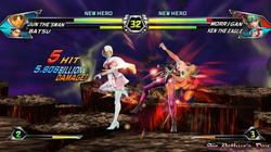 Tatsunoko vs. Capcom: Ultimate All-Stars - screenshot 20