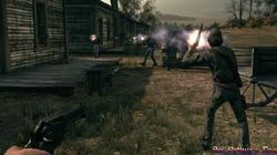 Call of Juarez: Bound in Blood - screenshot 1